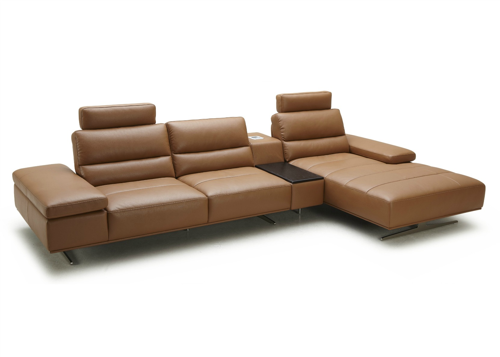 Charmant Lounge Sofa With Sliding Back Rest ...