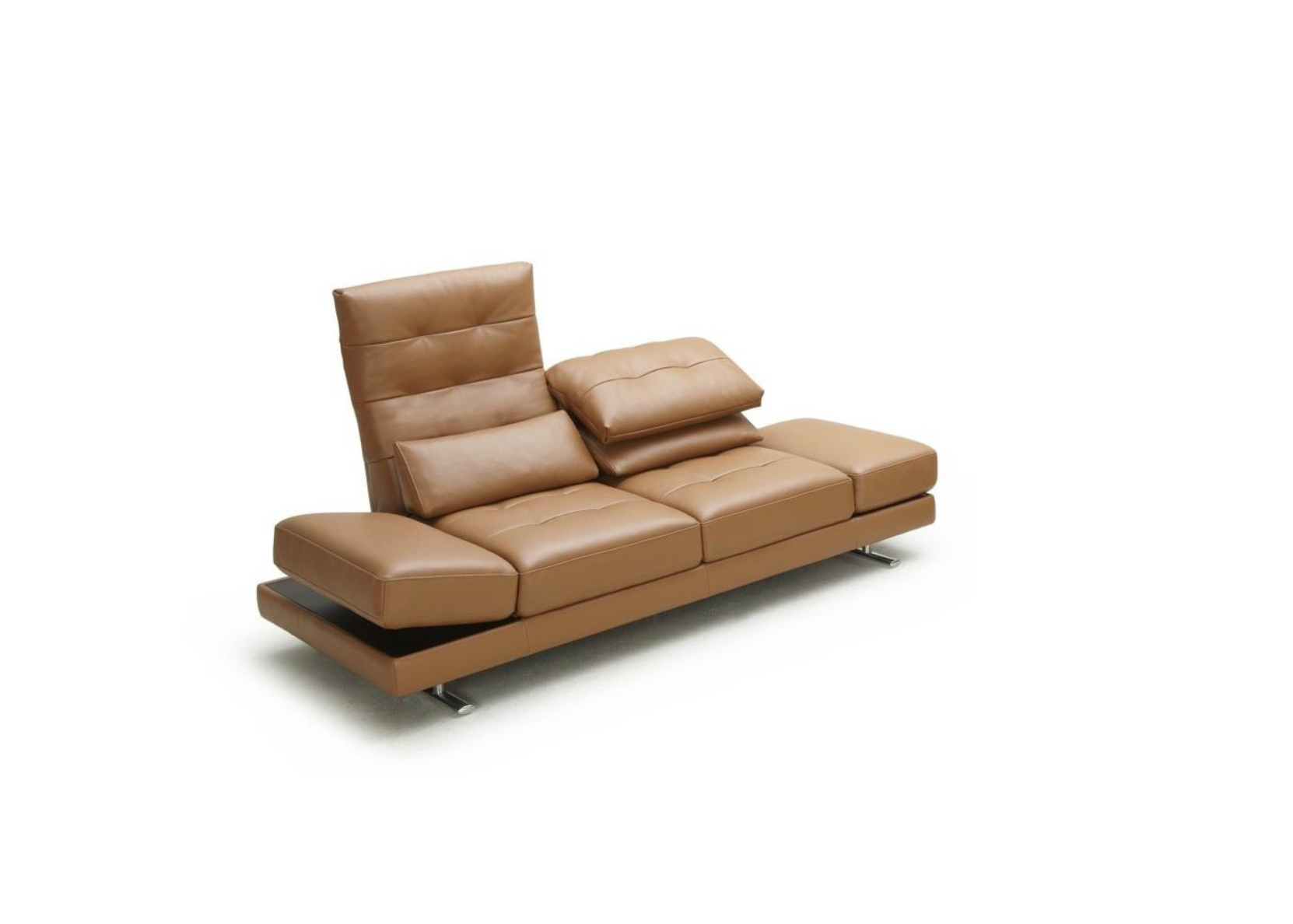 Lounge Sofa With Rotating Seats & Adjustable Armrests - Not