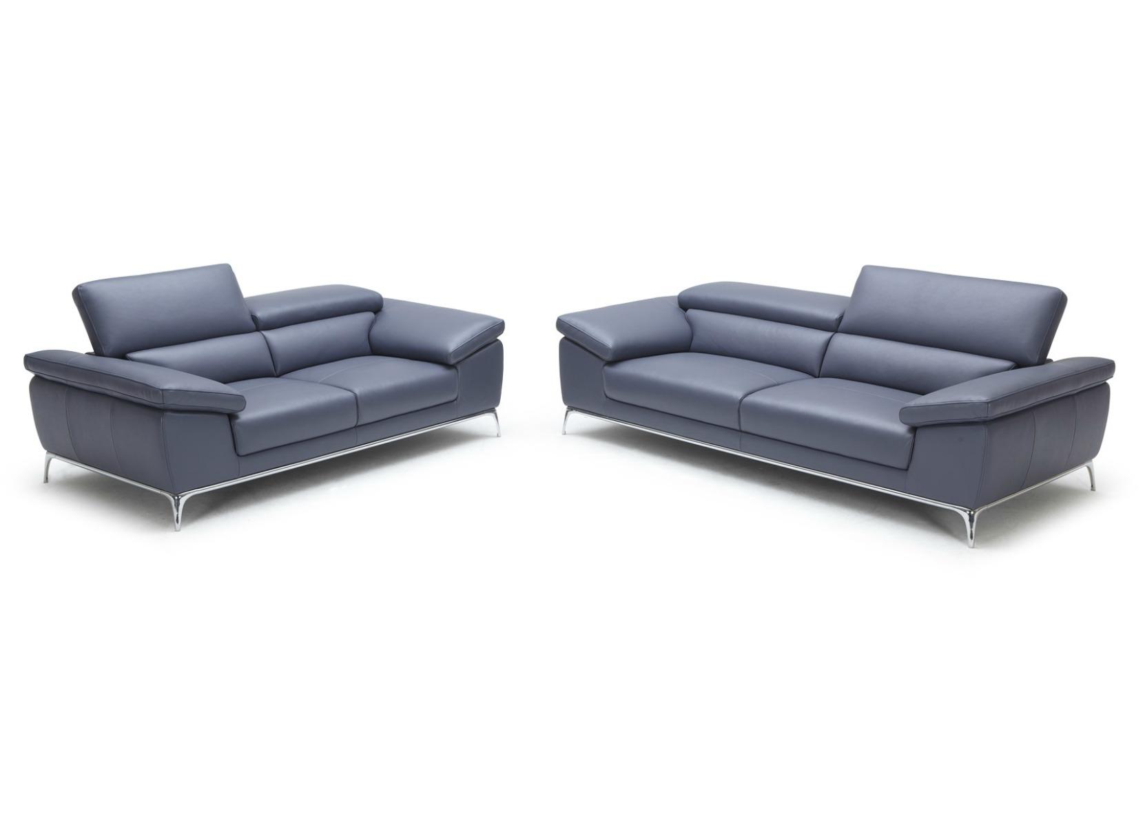 Ebora Sofa With Adjustable Headrest Not Just Brown
