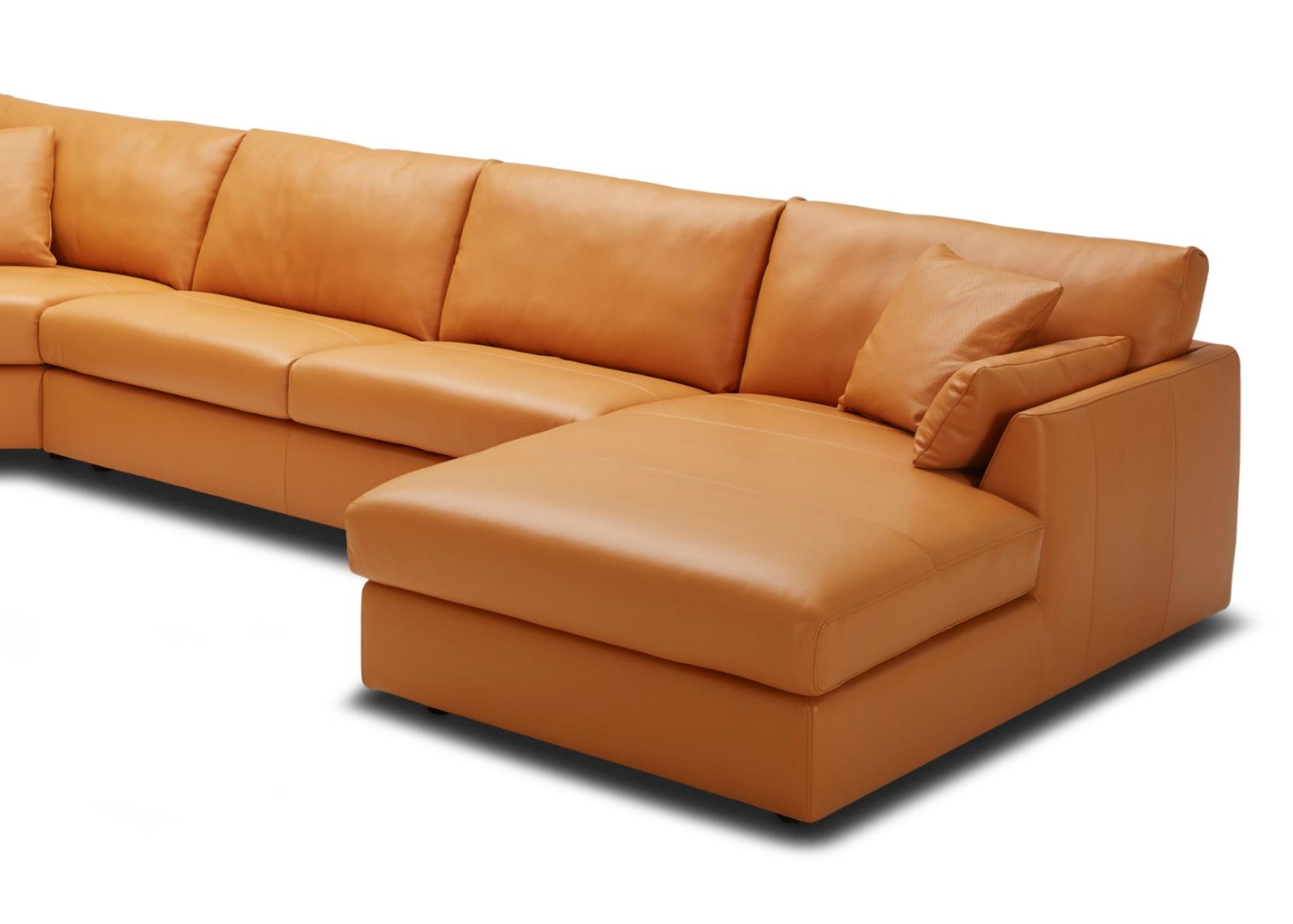 ... Tan Leather 5558 Sofa 00 ...