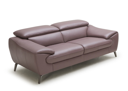 Modern Sofa With Adjustable Headrests