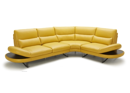 Setti Corner Sofa In Leather