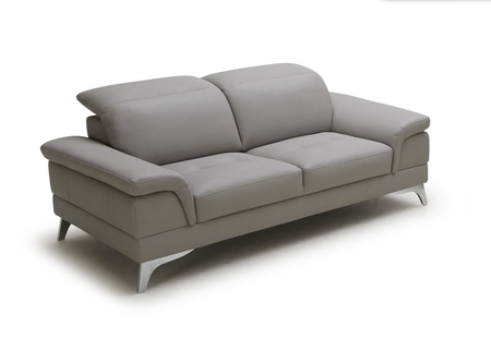 Alpha Sofa With Adjustable Headrest