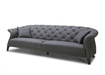 Chesterfield Sofa With A Contemporary Feel