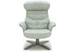 Karma Lounge Chair With Crumpled Look