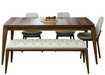 Crose Dining Room Set With Chairs & Sideboard