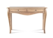 Elegant Console In Oak Wood
