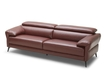 3+2 Set In Luxurious Wine Red Leather